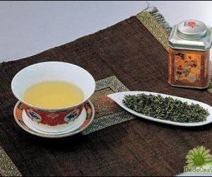 绿茶:会跳舞的茶